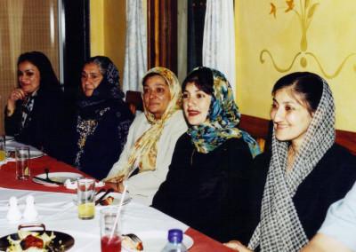 Farewell Supper For Secretary 1999