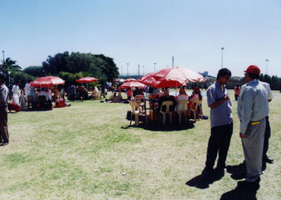 Family day at Koeberg 1999